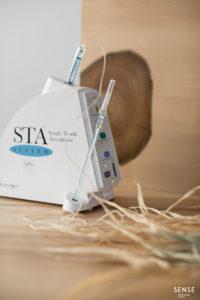 компьютерная анестезия STA, детская стоматология харьков